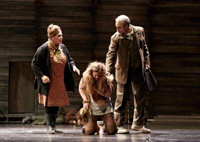 Das schlaue Füchslein (Staatstheater Darmstadt 2015) Copyright Michael Hudler