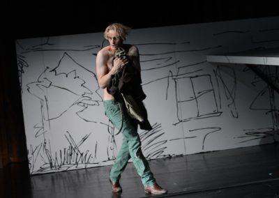 Jakob Lenz (Staatstheater Darmstadt 2013) Copyright Barbara Aumüller