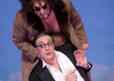 Orpheus in der Unterwelt (Staatstheater Darmstadt 2015) Copyright Candy Welz