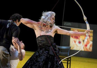 Il ritorno d'Ulisse in patria (Staatstheater Darmstadt) Copyright Jay Scheib