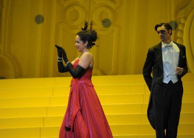 Die lustige Witwe (Staatstheater Darmstadt 2011) Copyright Barbara Aumüller