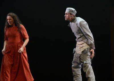 Wozzeck (Staatstheater Darmstadt 2013) Copyright Barbara Aumüller